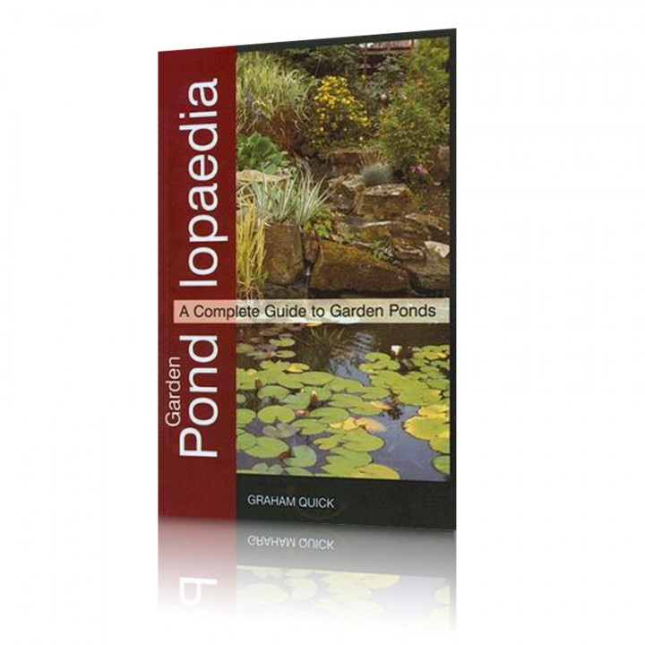 Garden pondlopaedia koi books and pond books for Garden pool book
