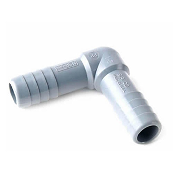 Barb elbow fittings plastic