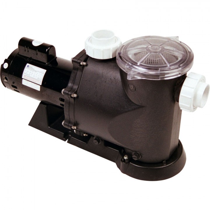 evolution series pond pumps external