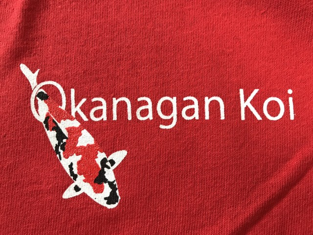 Apparel and Gifts Check out our Koi swag! Screenprint T-Shirts, Trucker Hats and Koi Key Chains.